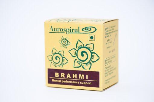 Brahmi_Aurospirul_MOMA_Ayurveda_zioła_ajurwedyjskie