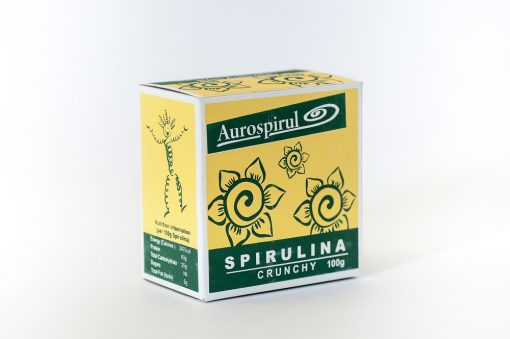 spirulina crunchy Aurospirul
