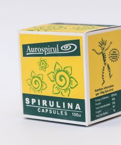 spirulina kapsułki Aurospirul